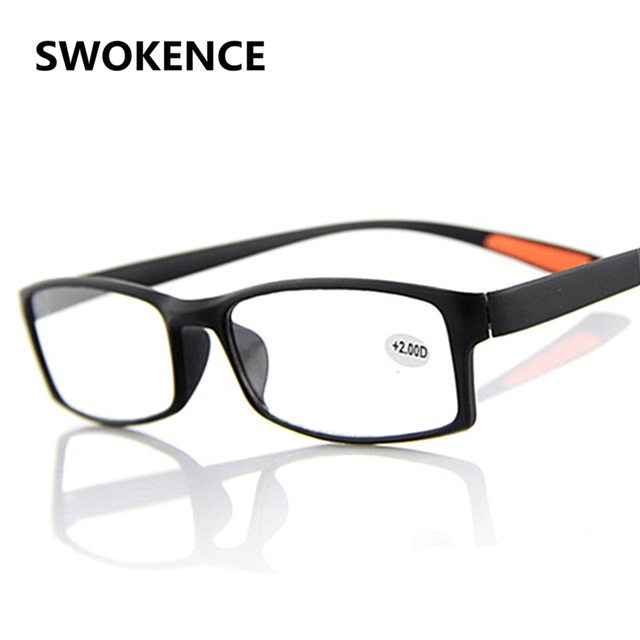 Promotion Ultralight Toughness Anti Fatigue TR90 Reading Glasses Men Women High Quality Unbreakable Presbyopic Eyeglasses G410