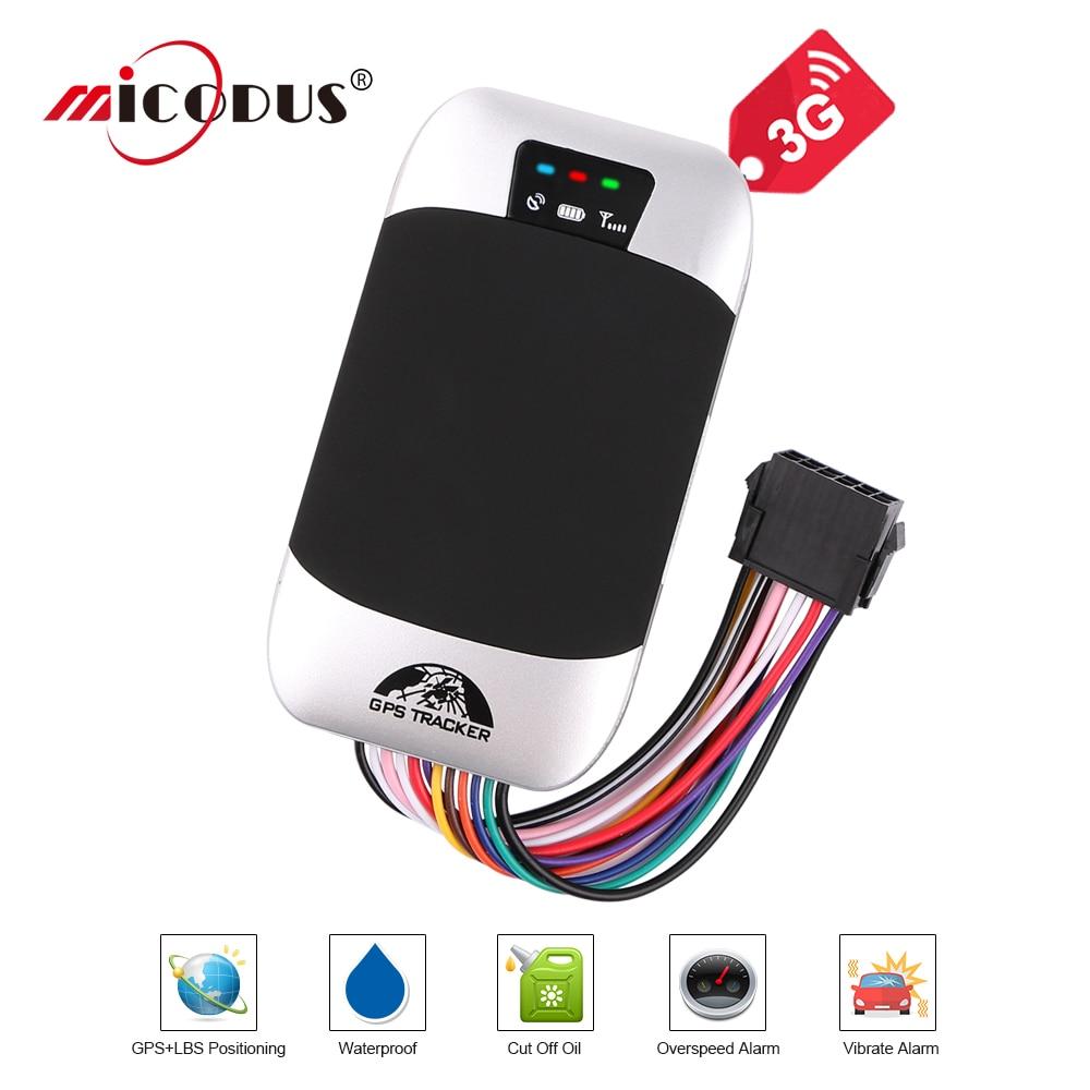 Imperméable à l'eau 3G GPS Tracker voiture Coban TK303F couper le mazout alarme de survitesse traqueur de véhicule GPS localisateur plate-forme de suivi gratuite