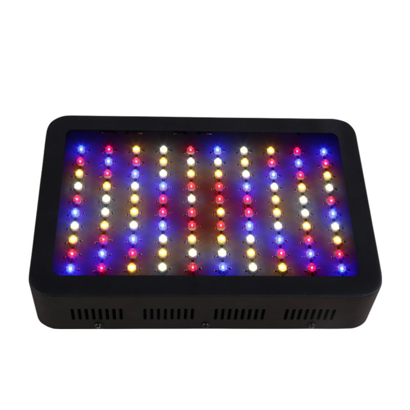 led grow light 300w full spectrum indoor Greenhouse bridgelux CE 3w led hydroponic equipment Grow Lamps for Plants Red chip DHL best led grow light 600w 1000w full spectrum for indoor aquario hydroponic plants veg and bloom led grow light high yield