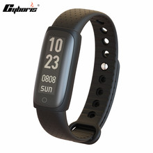 Cyboris Sensible Band Show Dynamic Coronary heart Fee Monitor Bluetooth four.zero Health Tracker Sensible Contact Display screen Bracelet Wristband