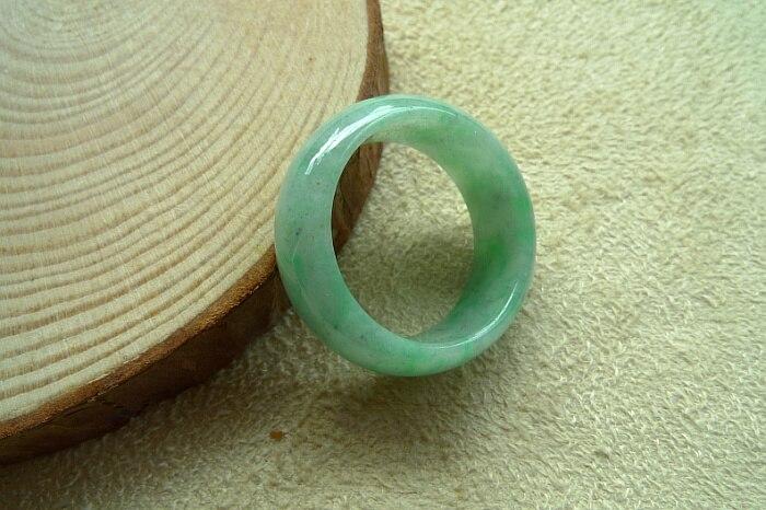 Природный Бутик cuiyu грузовой нефритовое кольцо с сертификатом