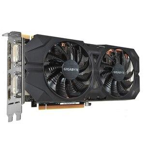 Image 3 - Gigabyte GTX 960 OC 2GB GT960 GTX960 2G D5 DDR5 128 Bit nVIDIA bilgisayar masaüstü PCI Express 3.0 bilgisayar Grafik Kartları