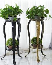 купить European-style flower rack tieyi multilayer indoor special green plant shelf living room balcony ceiling orchid home floor по цене 5080.23 рублей