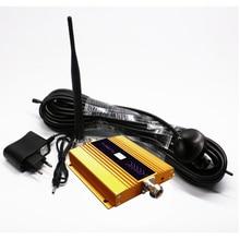 Lcd ディスプレイアンテナ携帯電話ミニ WCDMA 2100 mhz 信号ブースター携帯電話 3 グラム信号リピータ信号アンプキット