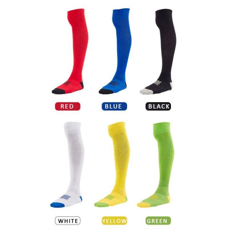 Эпоксидные Нескользящие амортизаторы дышащие полотенца спортивные Чулочно-носочные изделия на открытом воздухе мягкие эластичные влагостойкие спортивные футбольные высокие носки