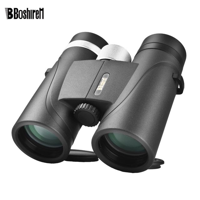 New Arrival Military HD 8X42 10x42 Binoculars Professional Hunting Telescope Zoom High Quality Vision No Infrared Eyepiece Black