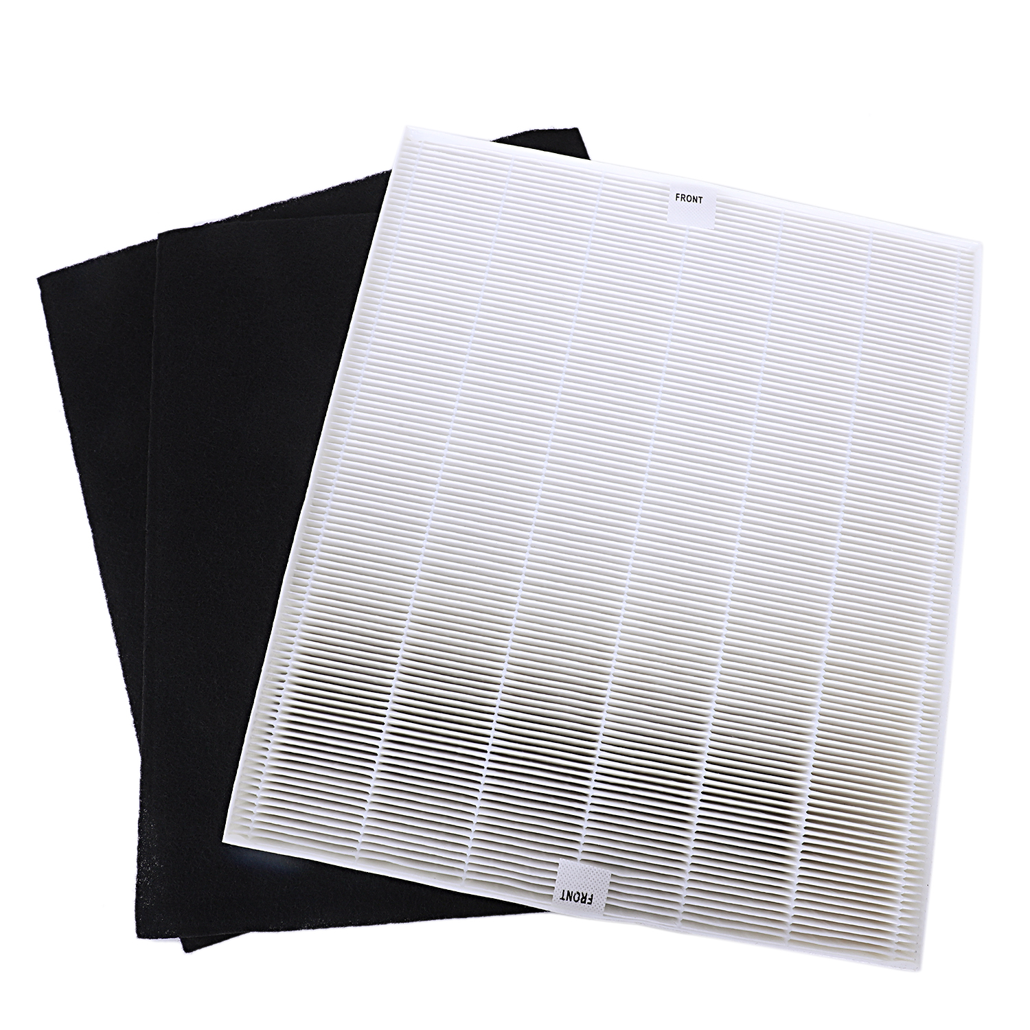 Best Sell New 1Pcs HEPA Filter And 2 Pcs Carbon Filters Replacement Filter For Coway AP1512HH brand new total 16 pcs 10x aerovac filters