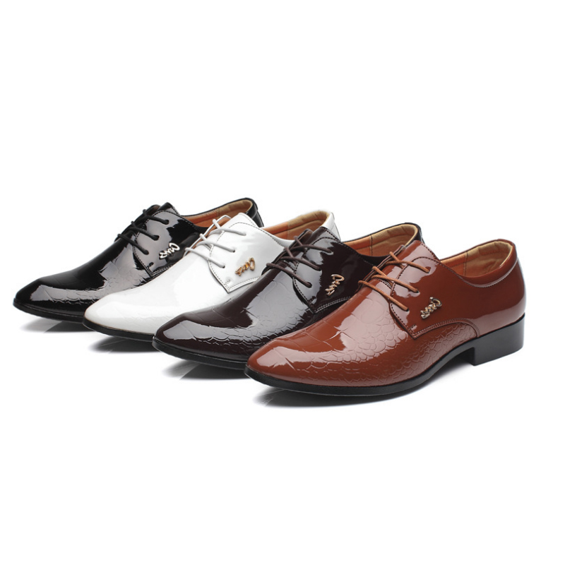 1bb148af64 Men s dress shoes male wedding shoes trend British business casual men s  shoes H 2233-in Formal Shoes from Shoes on Aliexpress.com