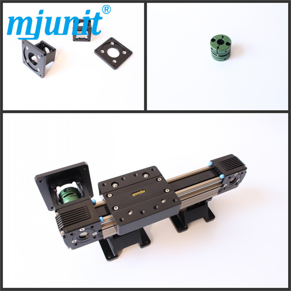 Precision Linear Guide Way/ belt drive Linear Motion Guide Rail /Angle Line Corner Punching Marking and Shearing Machine linear axis with toothed belt drive belt drive linear rail reasonable price guideway 3d printer linear way