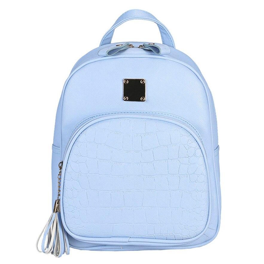 05e1104de OCARDIAN mochila Mulheres de Pedra Padrão de Moda Bolsa Escola Bolsa ...