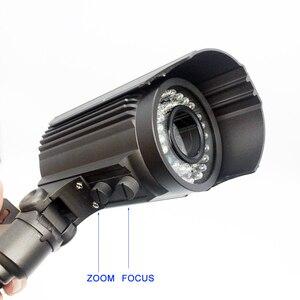 Image 3 - OwlCat CCTV AHD Varifocale 2.8 12mm Handmatige Zoom Full HD 1080 P 2MP AHDH Outdoor Waterdichte Bullet Video surveillance Night Camera