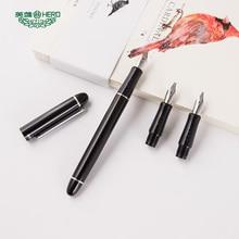 Heroes 5028 3 nibs 3 in 1 metal calligraphy pen art pen parallel pen gothic Arabic