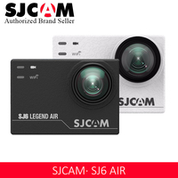 SJCAM SJ6 LEGEND Air 4K 24fps Ultra HD Remote Action Camera Notavek 96660 Waterproof Sports DV 2.0 Touch Screen Video Camera