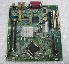 Бесплатная доставка 100% оригинал материнская плата для OptiPlex 330 DDR2 LGA 775 Настольных ПК материнской плате компьютера