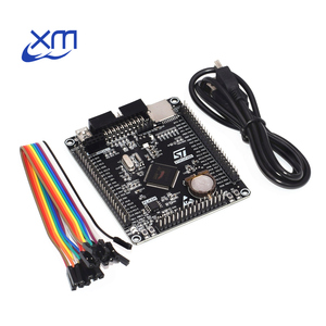STM32F407VET6 development board Cortex-M4 STM32 minimum system learning board ARM core board(China)
