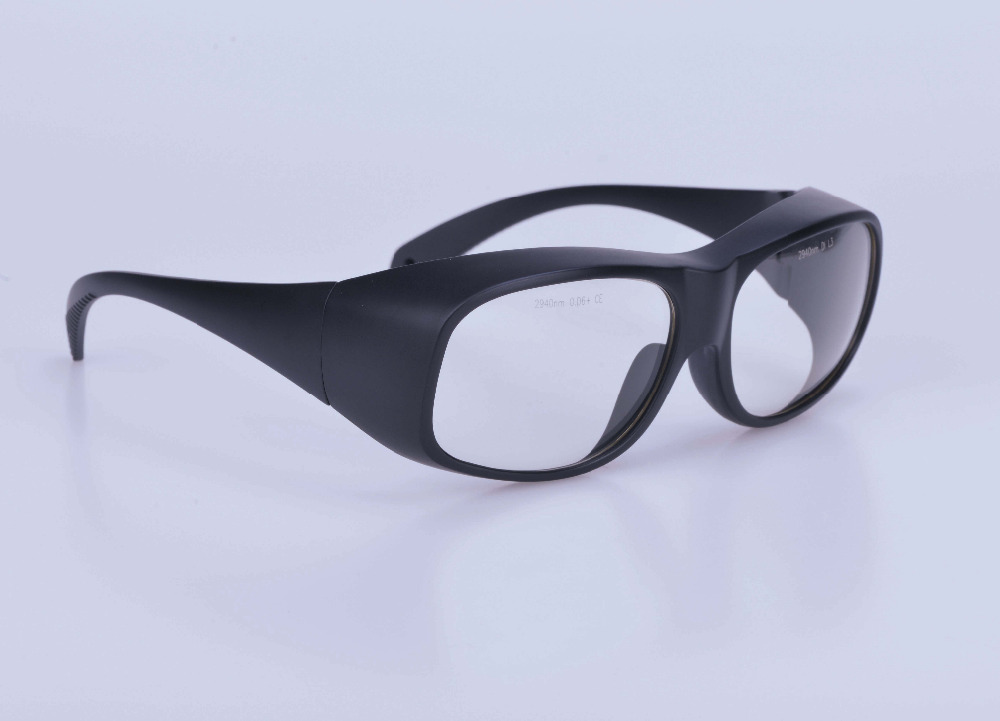 ef6a2d87ec8ef ⊹33 2700 - 3000nm ERL érbio proteção Laser óculos de Laser - a533