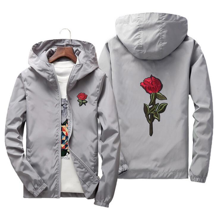 2018 Hoodies Men Fashion Male Long Sleeve Print Hooded Sweatshirt Mens Hoodie Tracksuit Sweat Coat Casual Sportswear S-4XL