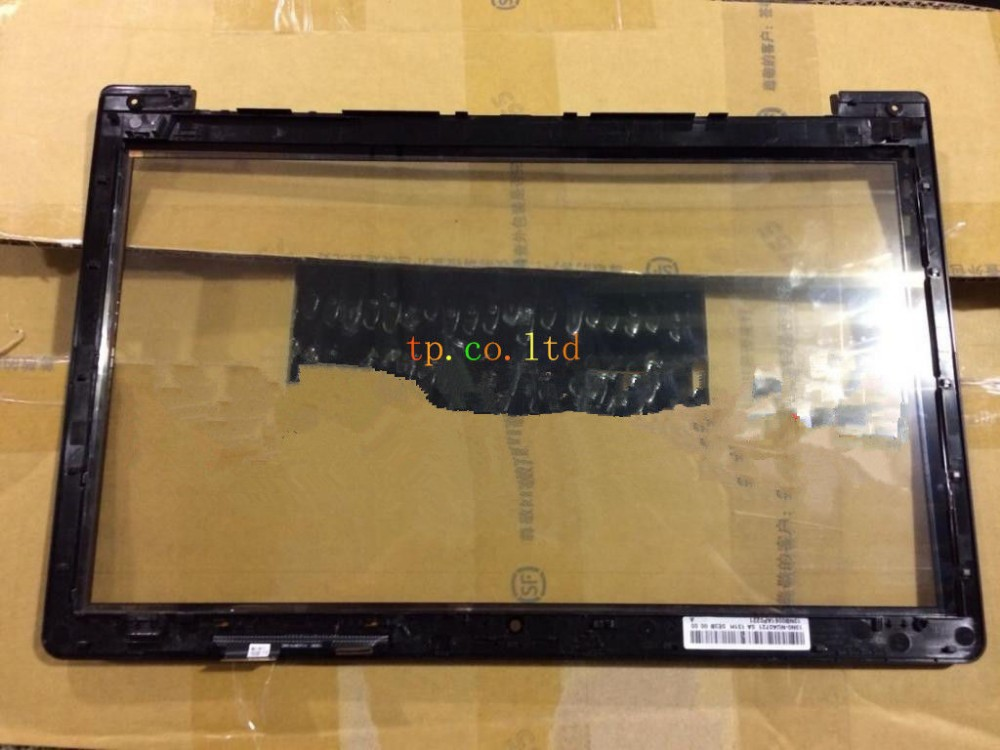 For 15.6 ASUS VivoBook S500 S500C S500CA Tablet New Outter Digitizer Touch Screen Glass Panel Lens Repair Replacement