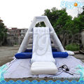 Hot Popular Inflatable Water Slide Floating Equipment For Games