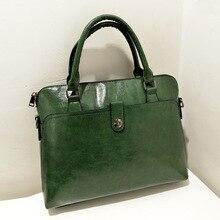 2015 nouveau mode femmes sacs célèbre marque solide vert sac à main PU lady luxe sac à bandoulière embrayages diagonal mochila Casual fourre – tout