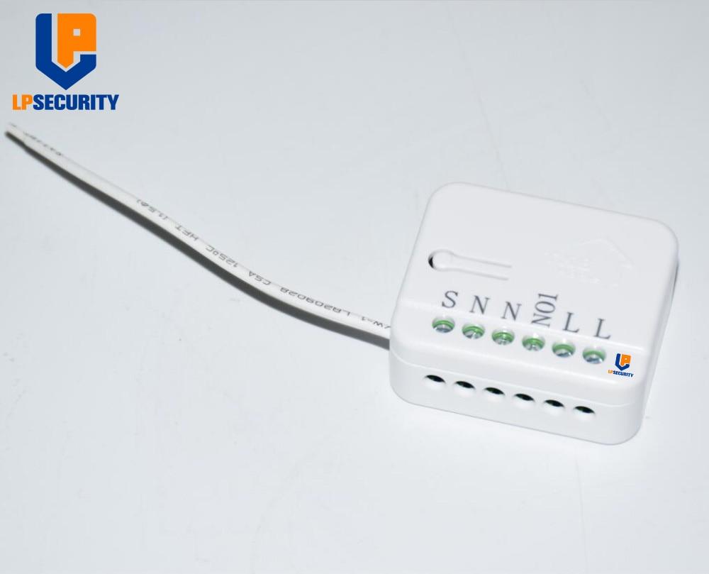 Zwave 868,42 MHz Smart home z-wave gran potencia inserto inteligente Módulo de control de interruptores TZ78 interruptor de relé único control de iluminación Soporte de teléfono para motocicleta 15W cargador inteligente inalámbrico QC3.0 carga de alambre 2 en 1 soporte semiautomático soporte de rotación de 360 grados