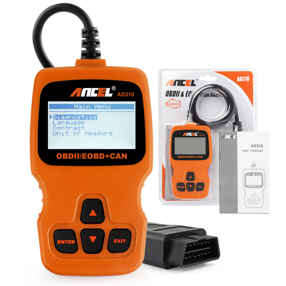 Ancel AD310 OBD2 Auto Scanner-02