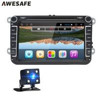 AWESAFE T39 8 Display Android 6 0 Car DVD Radio Player 2 Din Car Radio GPS