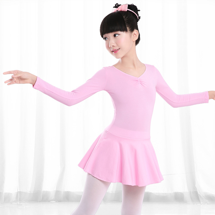 Girls Ballet Dance Dress (1)