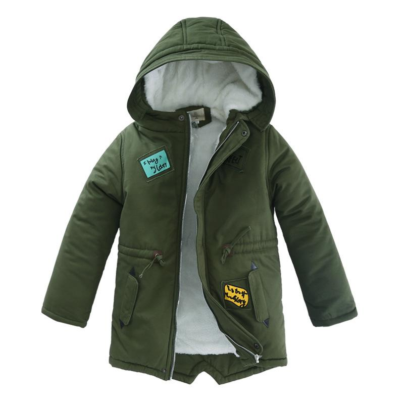 2017 Fashion Children'S Winter Thick Down Jacket Boys Down Jacket oieys dor Duck Down Jacket Wear Coat casual Hooded down jacket down jacket jaxx пуховики в стиле пальто