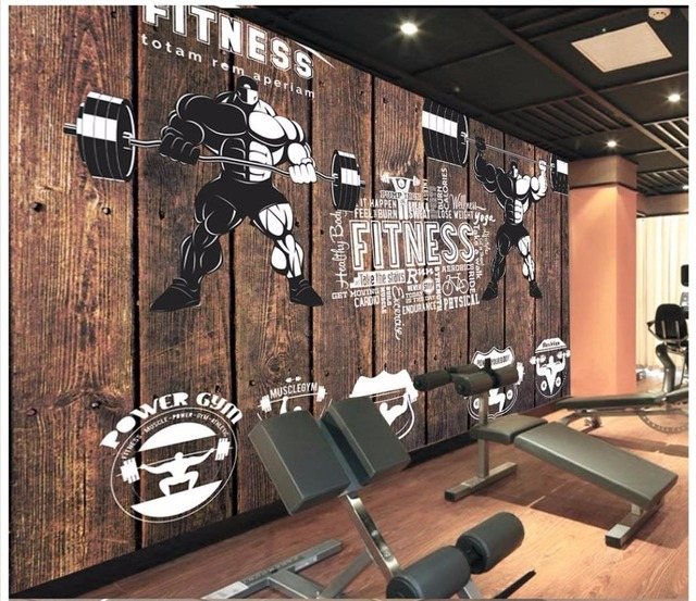 3d wallpaper custom 3d wall murals wallpaper gym wallpaper vintage