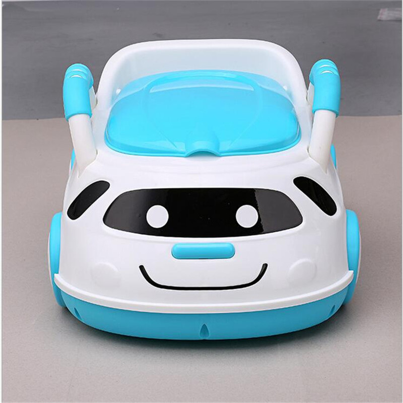Cute Bebe Camping Car Portable Potty Child Cartoon Toilet Seat Kids Pinico WC Toilets For Boys & Girls Baby Potty Training Free 13