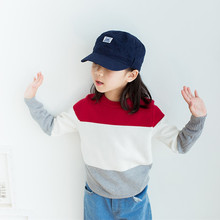 Funfeliz Kids Sweater Cotton Ribbed Sweaters for Girls 2018 Autumn Winter Toddler Boys Sweater Children Cardigan Pullover 12M-9Y children s sweaters kids boys girls knitted sweater spring autumn toddler sweaters slim knitwear pullover ribbed cardigan tops