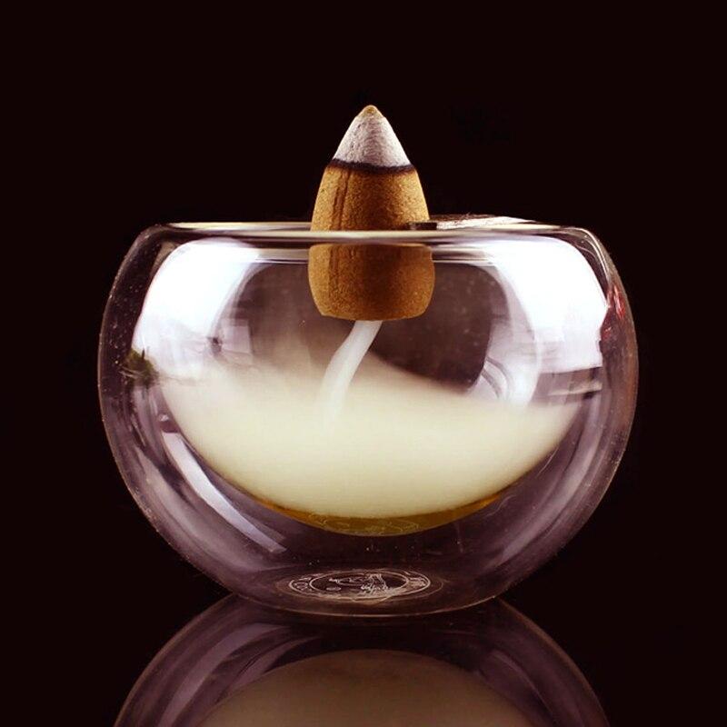 20 штук натуральный дым конус-башня конус, ароматический Ладан ароматы здоровья полый