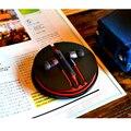 Оригинал ZTE Nubia Белый Стерео Привет-fi 3.5 мм Наушники Наушники-Вкладыши Вкладыши Дистанционного Микрофоном Для ZTE Nubia Z11 NX531J Android
