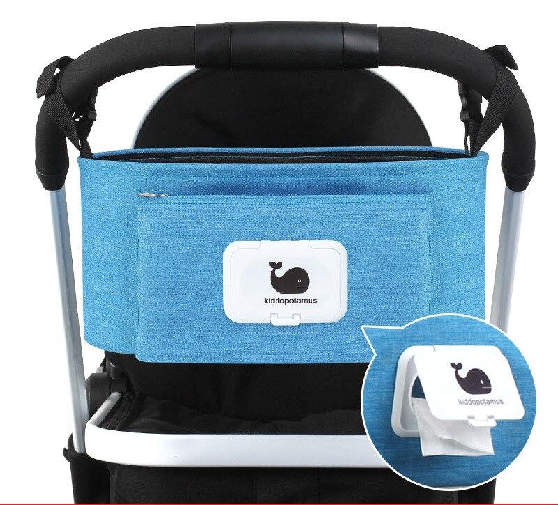 Baby Pram Pushchair Stroller Buggy Bottle Drink Bag Organiser Holder Storage HA