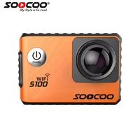 RU Warehouse SOOCOO S100 4K Sport Sports Camera 4K Wifi Built In Gyro With GPS Extension
