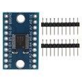 TXS0108E 8 Canales Convertidor de Nivel Lógico TTL 3.3 V 5 V Bidireccional Mutual Modelo