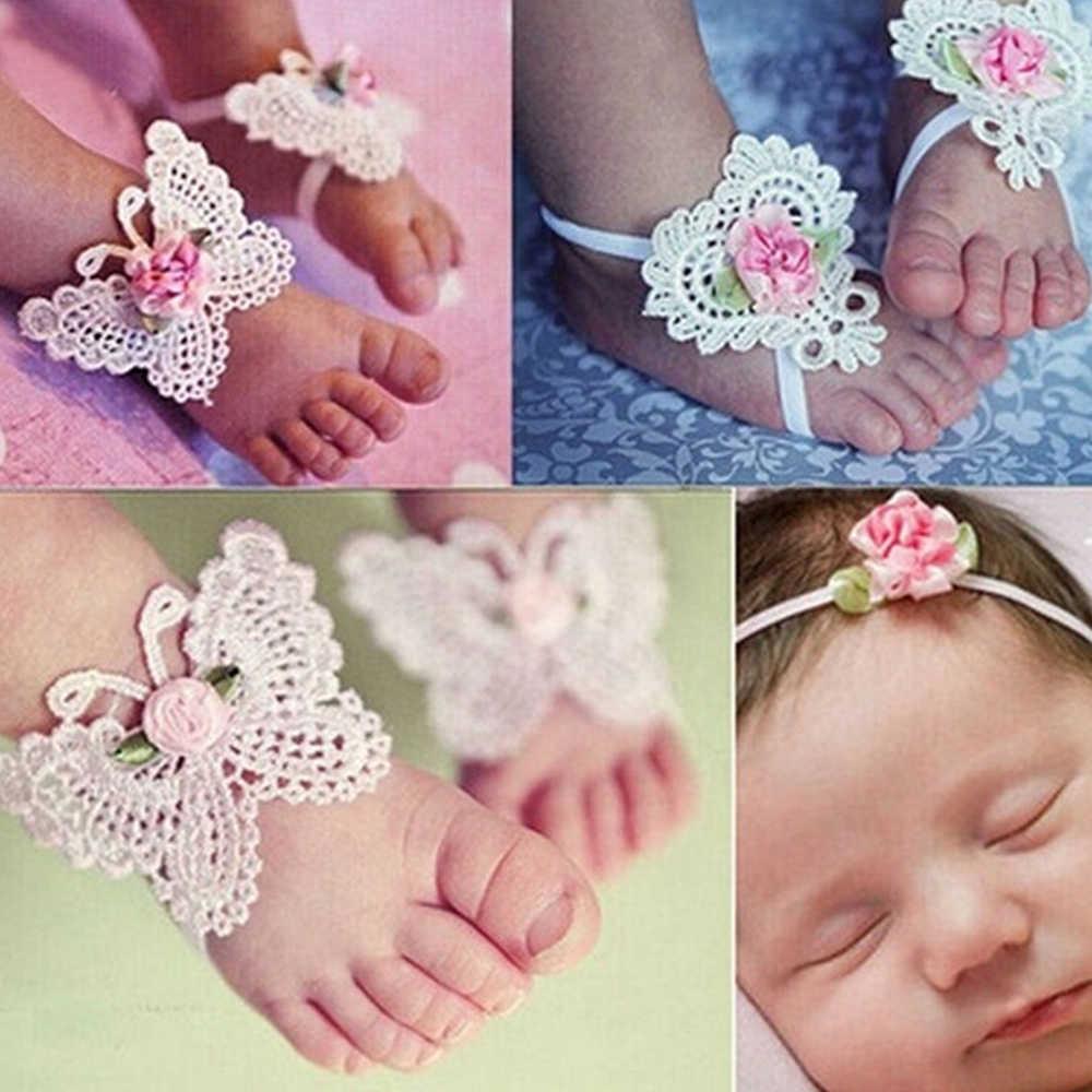 Fashion Baby Infant Crochet Cotton