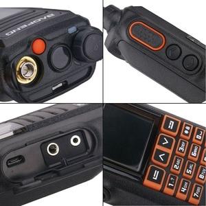 Image 5 - 2pcs Baofeng DM X GPS מכשיר קשר כפול זמן חריץ DMR דיגיטלי/אנלוגי DMR מהדר שדרוג של DM 1702 חזיר נייד רדיו