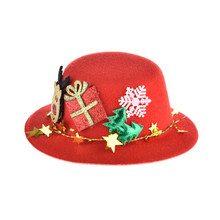 Multi Colours Santa Party Hat