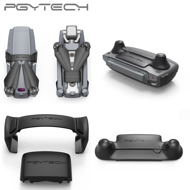 PGYTECH Protector de palo de Control Remoto + soporte de Hélice para DJI Mavic 2 Pro Zoom, accesorios