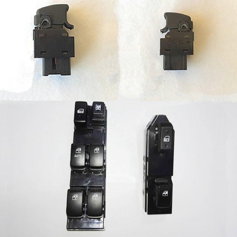 for Hyundai Tucson glass regulator switch power window switch button, a full-window switch  4pcs
