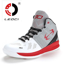 LEOCI Brand 2016 New Basketball Shoes Men Women Breathable Outdoor Mens Basketball font b Sneakers b