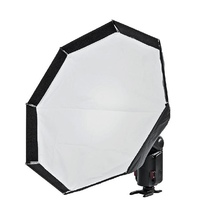 US $43 84 |Godox AD S7 Multifunctional Soft Box Octagonal Honeycomb Grid  Umbrella Softbox for WITSTRO Flash Speedlite AD180/AD360-in Photo Studio