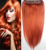 """16 """"-32"""" 1 pcs Único Conjunto Perucas 100% Brasileira Remy Grampos de Cabelo Em/sobre Extensões de Cabelo Humano #350 cabelo vermelho duplo Trama 70g-200g"""