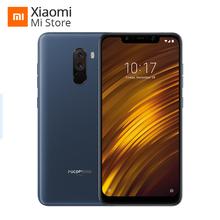 "Global Version Xiaomi POCOPHONE F1 6GB 64GB POCO F1 Mobile Phone Snapdragon 845 4000mAh 20MP Front Camera 6.18"" Full Screen"