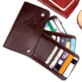 cardholder Credit card holder porte carte travel wallet leather bancaire tarjetero hombre id business card bag carteira men bags