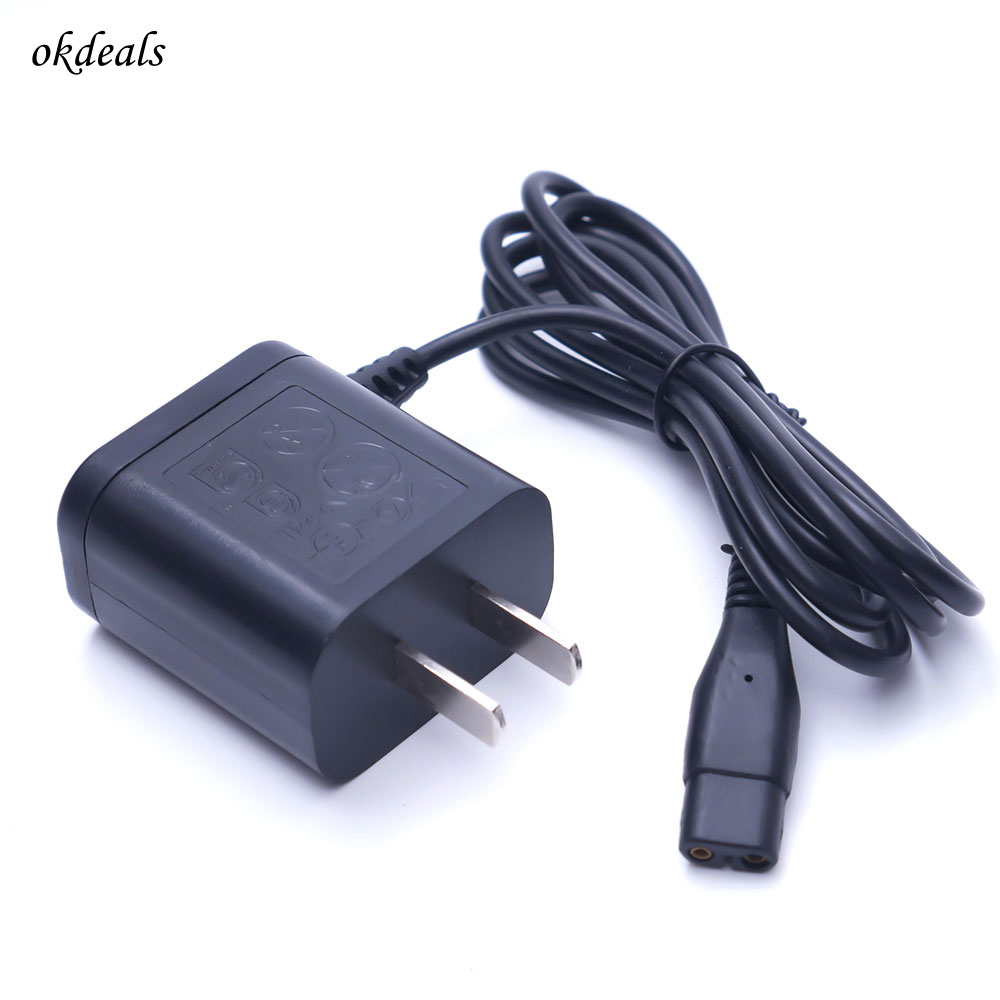 <font><b>Charger</b></font> Power Cord Adaptor For <font><b>A00390</b></font> <font><b>Philips</b></font> Norelco Shaver RQ320 Accessories