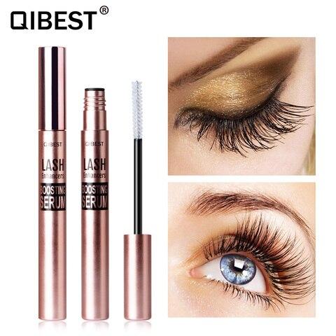 QIBEST Eyelash Enhancer Serum Eyelash Growth Serum Treatment Natural Herbal Medicine Eye Lashes Mascara Lengthening Longer TSLM2 Pakistan