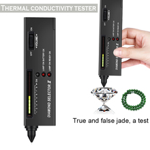 Neu Tragbare Diamant Edelstein Tester Selector mit Fall Edelstein Plattform Juwelier Werkzeug XSD88 cheap centechia DIGITAL Other